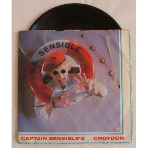 Captain Sensible - Croydon