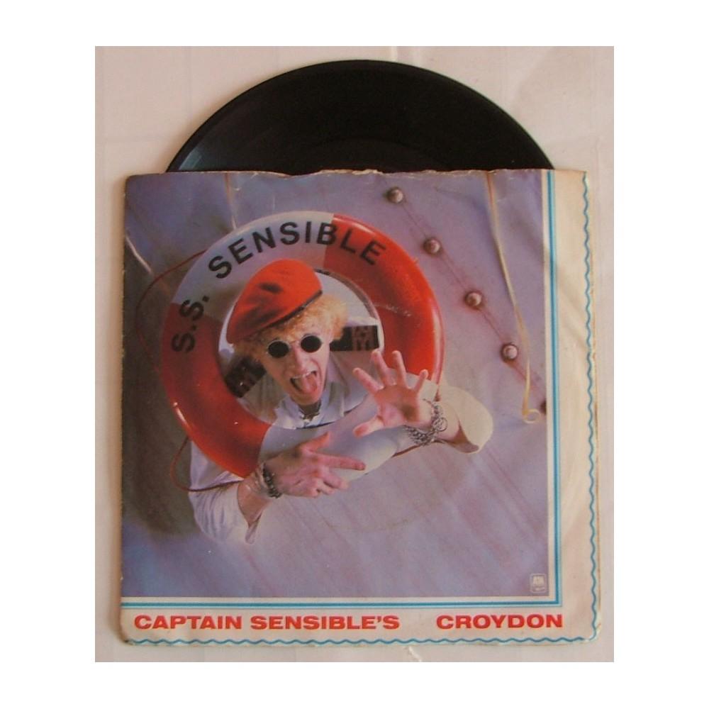 Captain Sensible - Croydon