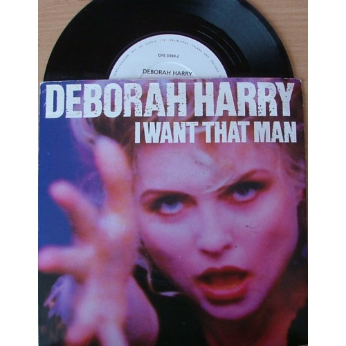 Debbie Harry - I Want That Man