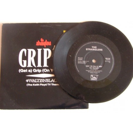Stranglers, The - Grip '89 (Get A) Grip (On Yourself)