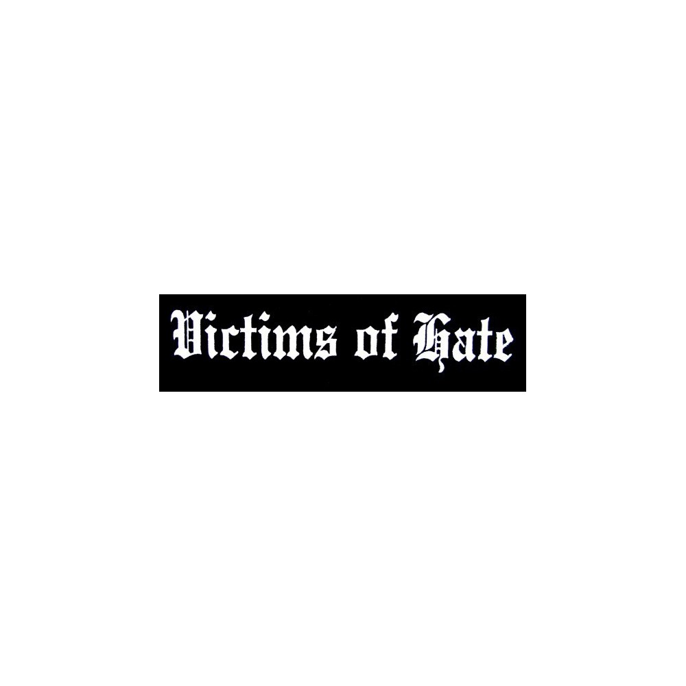 VOH - Victims of hate