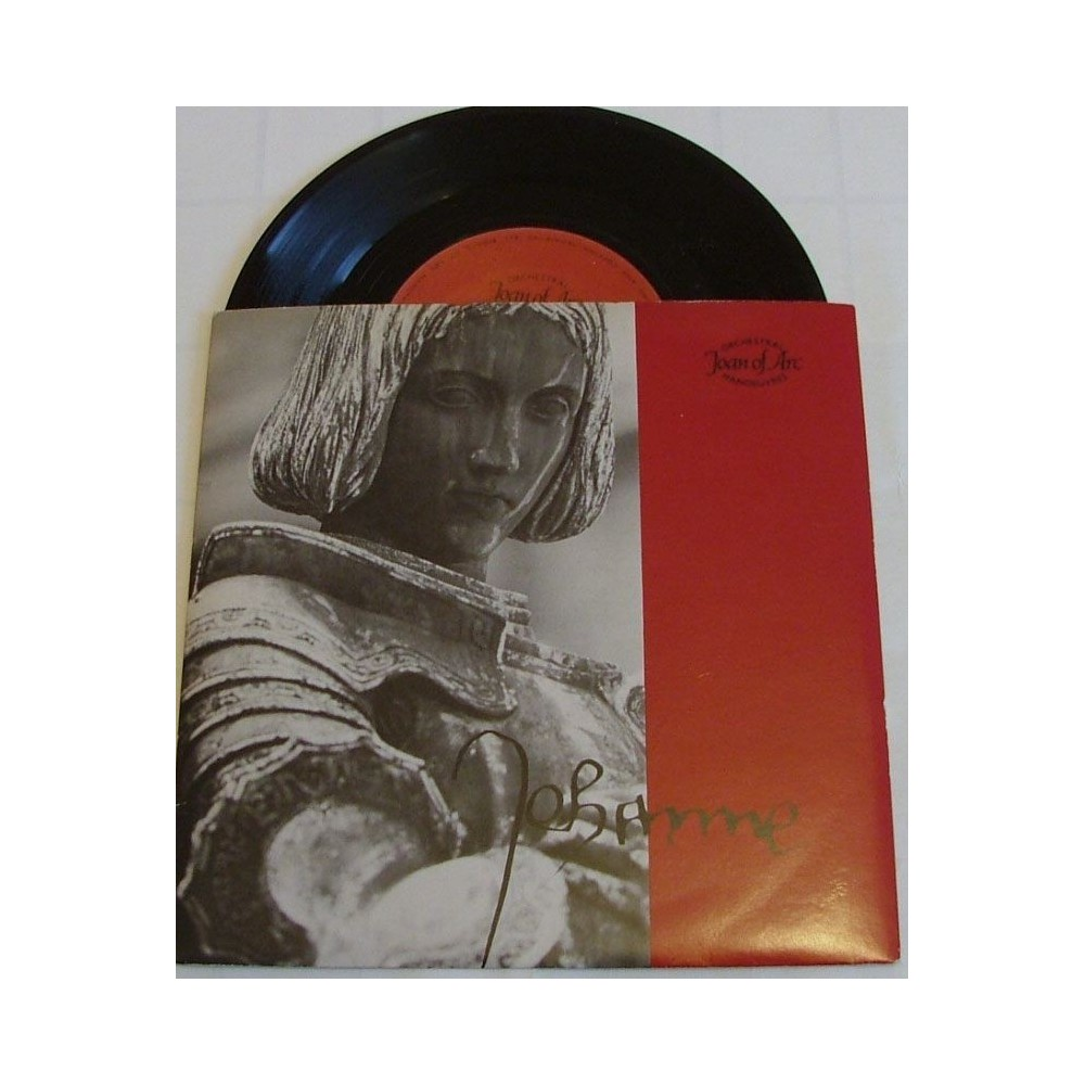 Orchestral Manoeuvres - Joan Of Arc