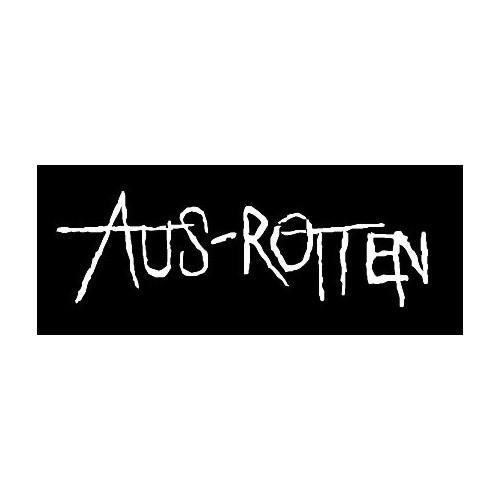 Aus Rotten - nápis