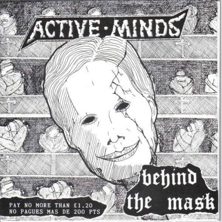 Active minds - Behind The Mask