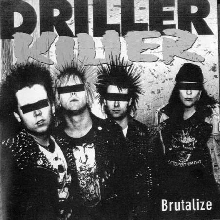 Driller Killer – Brutalize