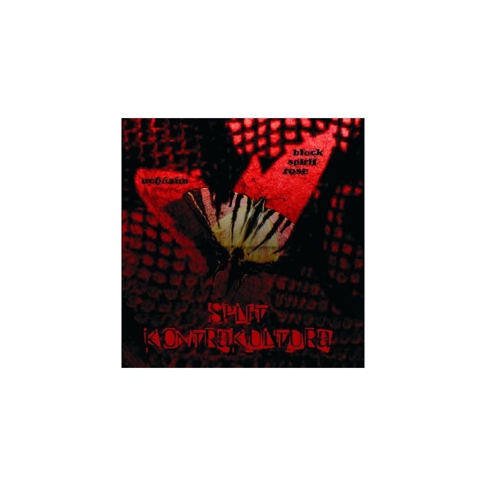 Ucházím / Black Spirit Rose - Split kontrakultura