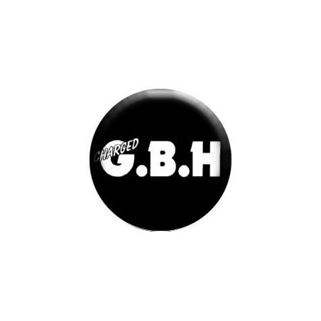 GBH - nápis