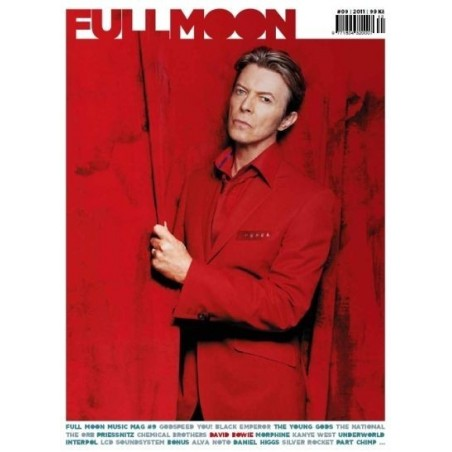 Full Moon magazine no.9
