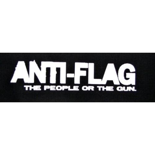 Anti - Flag - logo