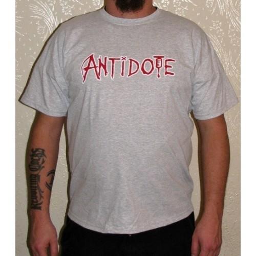 Antidote - Logo (šedé)