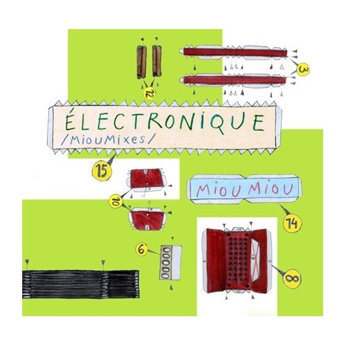 Miou Miou – Electronique