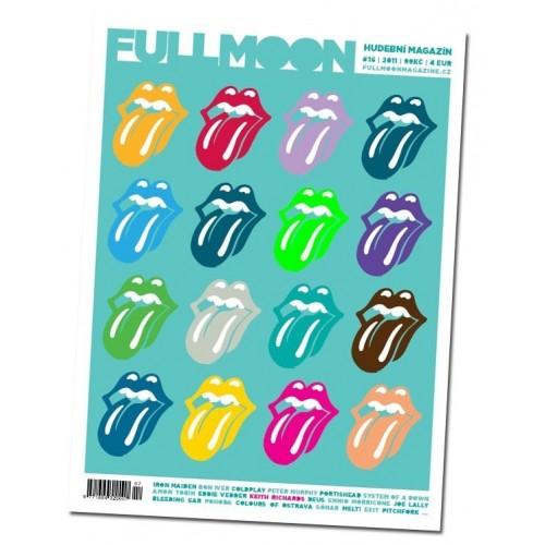 Full Moon no.16