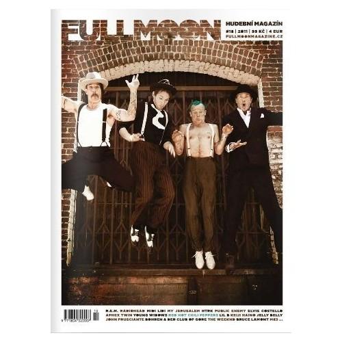 Full Moon no.18