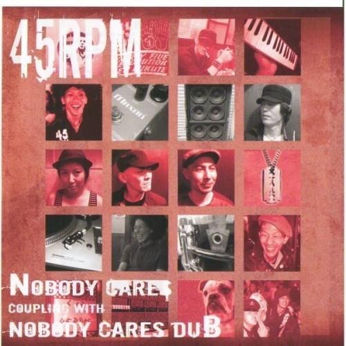 45RPM - Nobody cares