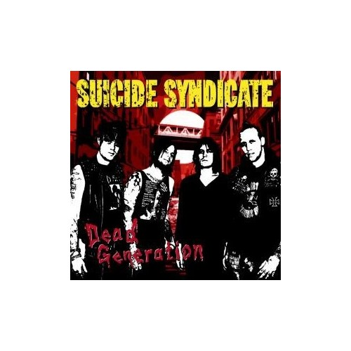 Suicide Syndicate - Dead Generation
