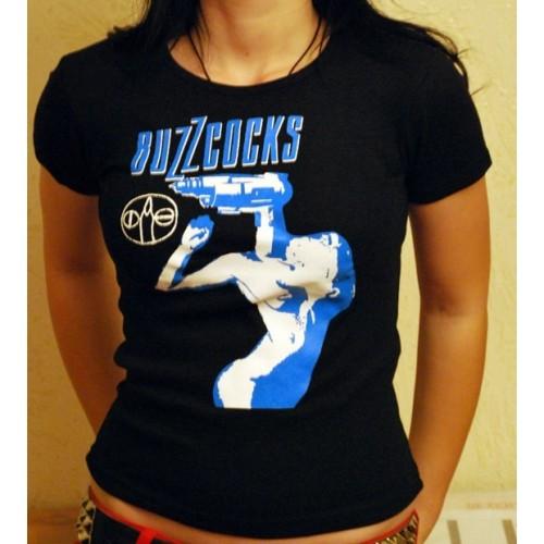 Buzzcocks - modrý