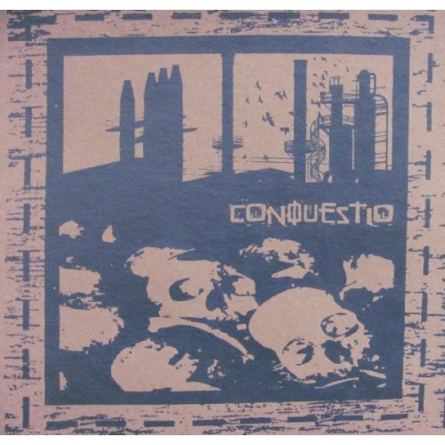 Conquestio / Wounded Knee - Split