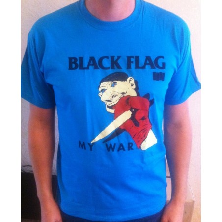 Black Flag – My war