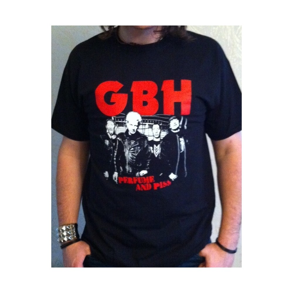G.B.H. - Perfume and piss