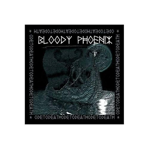 BLOODY PHOENIX - Ode To Death LP Black