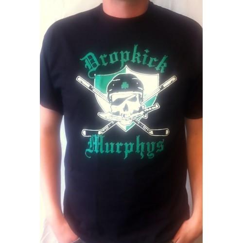 Dropkick Murphys (lebka+hokejky)