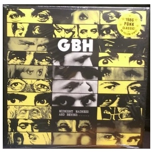 G.B.H. - Midnight Madness And Beyond...