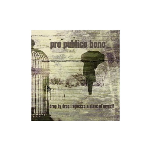 Pro publico bono – Drop by drop I squeeze a slave of myself