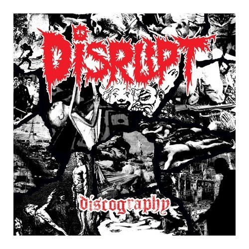 Disrupt – Discography