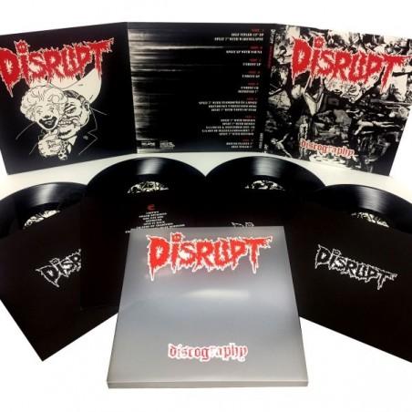 Disrupt - Discography pajšl