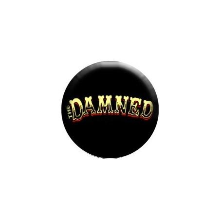 Damned - western nápis