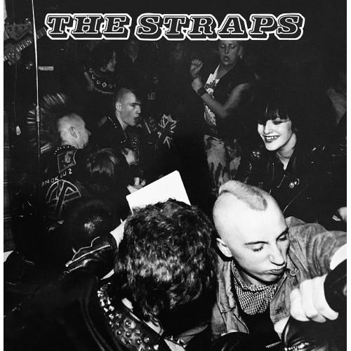 The Straps - The Straps
