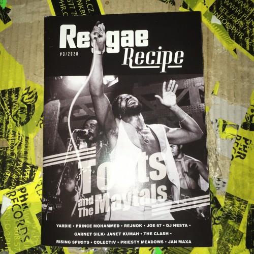 Reggae Recipe 3