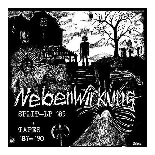 Nebenwirkung – Split-LP '85 + Tapes '87-'90